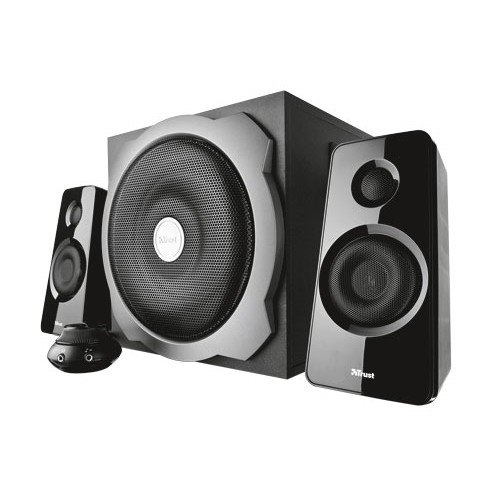Tytan 2.1 Subwoofer Speaker Set - black UK