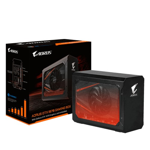 AORUS NVIDIA GTX 1070 GAMING BOX